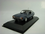 Ford Capri II 1974 dark Blue 1:43 Maxichamps